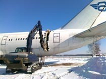 Демонтаж металлокострукций г.Батайск