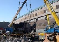 Демонтаж конструкций из металла в Батайске