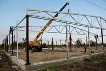 Восстановление геометрии металлоконструкций в Батайске и усиление зданий г.Батайск