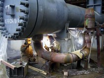 Ремонт металлических конструкций и изделий в Батайске, металлоремонт г.Батайске